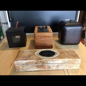 Tiny decorative boxes